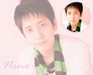 - Popolo [2007.06] - Nino wallpaper 1024x1280
